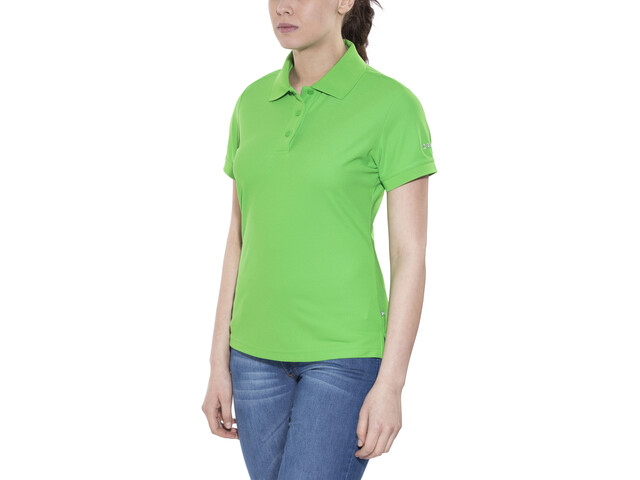 Craft Classic T-shirt piqué Femme, craft green